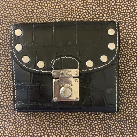 Black Dooney & Bourke Wallet